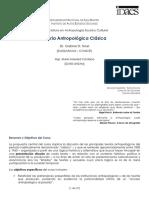 10. Teoría Antropológica Clásica (Programa 2014 - NOEL)