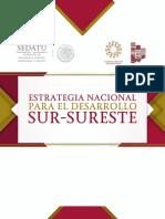 Estrategia Nacional Desarrollo Del Sur Sureste