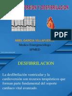 Cardioversion y Desfibrilacion
