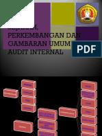 BAB 1 Sejarah Dan Gambaran Umum Audit Internal