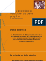 Perica Psicológica - Daño Psíquico