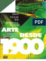 """Varios autores, """"Arte Desde 1900"""" (introducción)"""