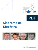 Sindrome de Kleefstra Spanish FTNW