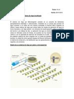 Componentes de Un Sistema de Riego Tecnificado Docx