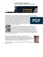 Adisa Afterschool Universe Program Outline