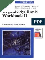 Organic Synthesis Workbook-II