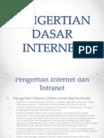 Materi Tik Kelas 9 Bab 1 Dasar Dasar Internet