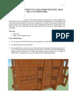 Method Statement of Using Tie Rod for Formwork Rev.01