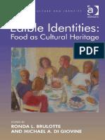Edible Identities