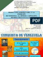 Produccion Agropecuaria Epoca Colonial Venezuela