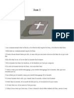 French Bible - Gospel of John