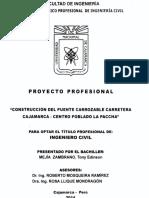 PROYECTO PROFESIONAL 2014