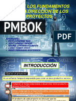 Trabajo de PMBOK