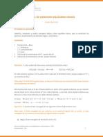 Guía 1 Ejercicios Equilibrio Iónico