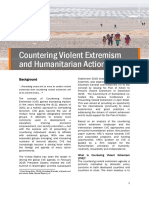 170622 Nrc Position Paper Cve and Humanitarian Action Fv