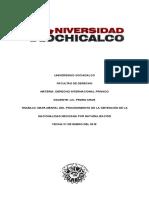obtención de la nacionalidad mexicana por naturalización