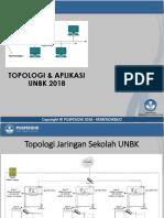 TOPOLOGI & APLIKASI 2018