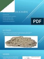 CARBONATOS (CALIZA) DIAPOS