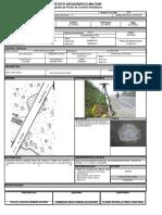 El Pangui punto GPS IGM