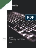 Podio Security Whitepaper