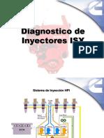 52420166 Diagnostico Inyectores ISX