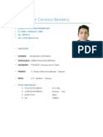CV Cristian