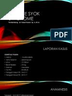 Dengue Syok Syndrome