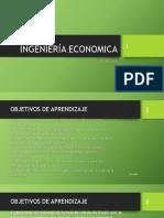 INGENIERÍA ECONOMICA PRESENTACION