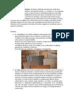 Tipos de Materiales Ceramicos