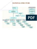 Organisational Structure Ipo