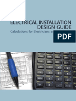 Electrical Installation Design Guide PDF