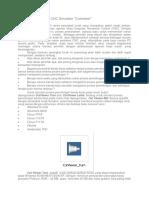 Belajar Memprogram CNC Simulator