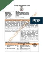 RPP Administrasi Infrastruktur Jaringan 11 Smk