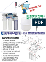 Aquapro RO Water Purifier Dubai