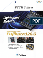 Fujikura 12S C