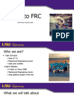 frc fall training