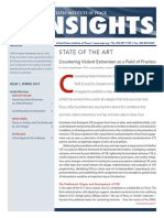 Insights Spring 2014 Countering Violent Extremism (CVE) as a field of practice