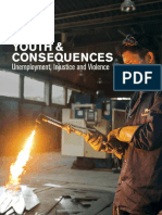 YOUTH & CONSEQUENCES Unemployment, Injustice and Violence Report_2015