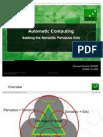 Semantic Grid Print