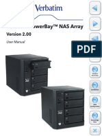 NAS Array User Manual_Final
