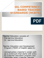 252365523 National Competency Based Teacher Standards Ncbts