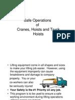Cranes Hoists Truck Cranes