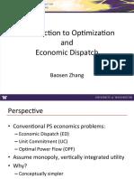 02-ED and Optimization