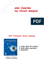 Bjt Transistor Circuit Analysis