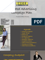 Presentation Integrated MArketing Communication