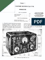 Avo CT-38 Service Manual Ocr