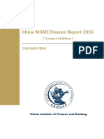 China MSME Finance Report 2016 (1)