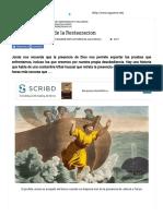 Jonás y Las Aguas de La Restauracion _ Predicas de Julio Ruiz