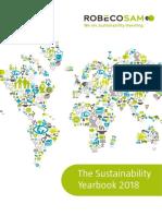 RobecoSAM Sustainability Yearbook 2018