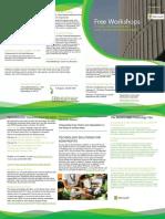 Microsoft Entrepreneurship Month Brochure